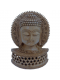 Handmade Buddha Statue Wood