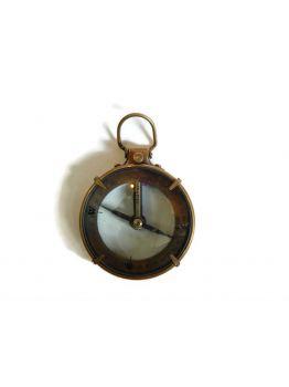 Nautical Vintage Marine Brass Compass Spencer & Co Decor