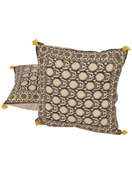 Sofa Seat Cushion Covers Cotton Set