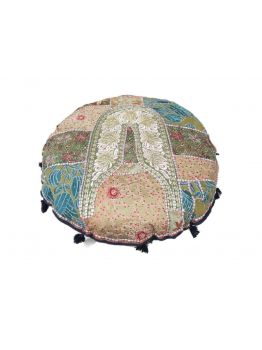 Barneau Handmade Indian Floor Pillow