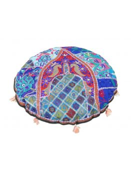 Realite Handmade Cotton Floor Pouf