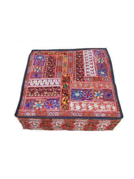 Yam Handmade Meditation Floor Pillow - -