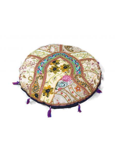 Brandi Handmade Vintage Floor Pillow -  -