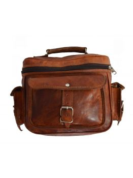 Live To Love Leather Camera Bags