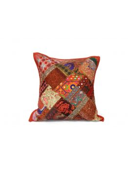 Cushion Covers 16 inch Handblock Print Cotton set