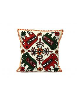 Zippered Cushion Covers Cotton set