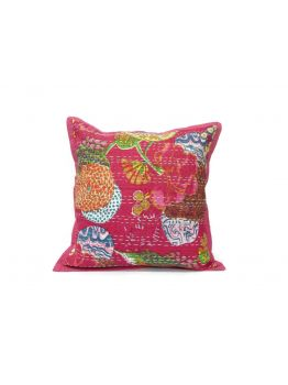 Patio Cushion Covers Brocade Set