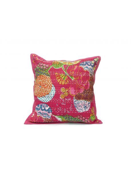 Patio Cushion Covers Brocade Set