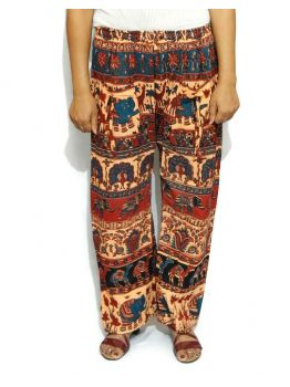 Handmade Cotton Harem Pants