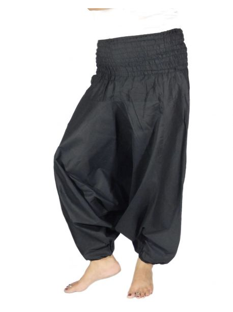 Life Is a Teacher Cropped Harem Pant