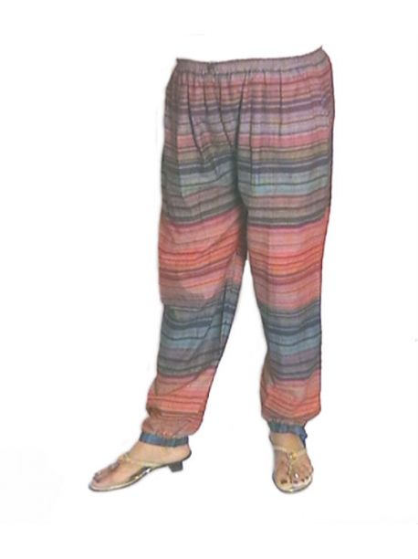 Learn From Every Moment Tribal Harem Pants