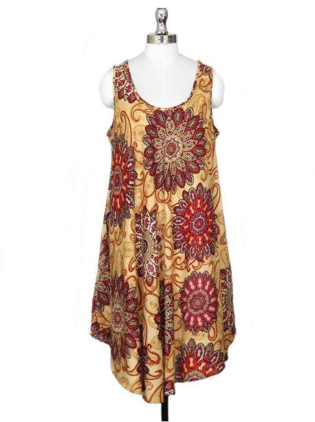 Zoe Lounge House Dress -  -
