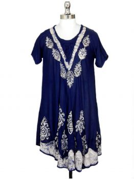 Pike Cotton Beach Dress