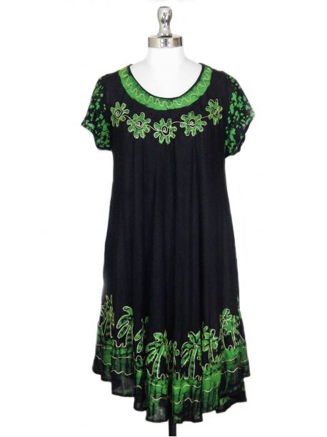 Arizona Lounge Dress Cotton - -