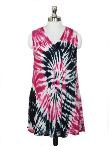 Bombshell Sleeveless Summer Top -  -