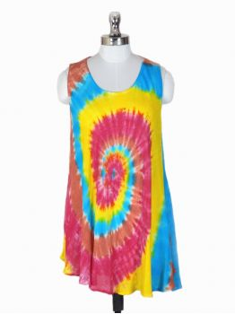 Mona Sleeveless Tank Top -  -