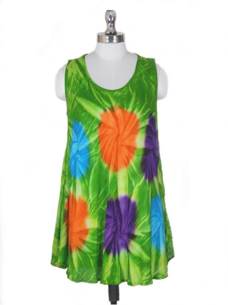Victoria Sleeveless Beach Top -  -