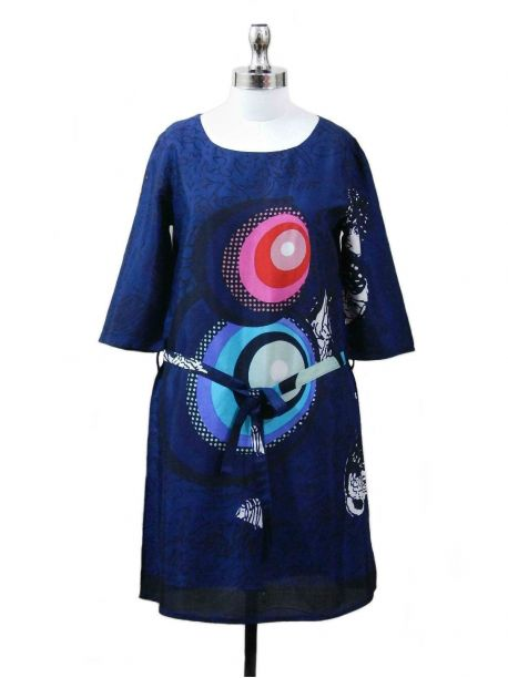 Southsea 3/4 Sleeve Lace Dress