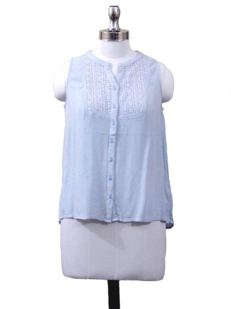 Rone Sleevless Top -  -