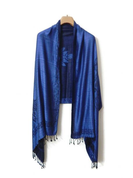 Eron Embroidered Scarves -  -