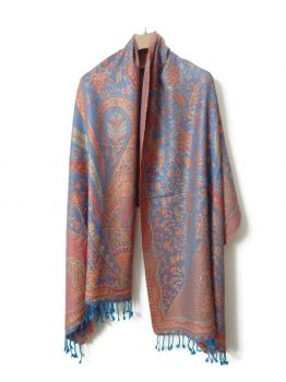 Bruno Scarves With Fringe