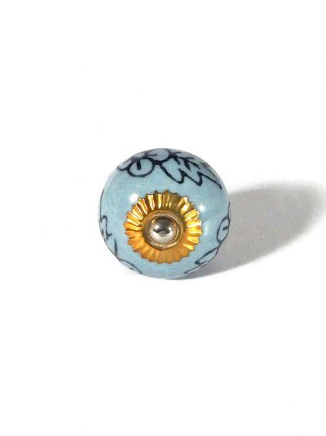 Arbaz Ceramic Drawer Knobs - -
