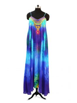 Bruno Caftan Gown -  -