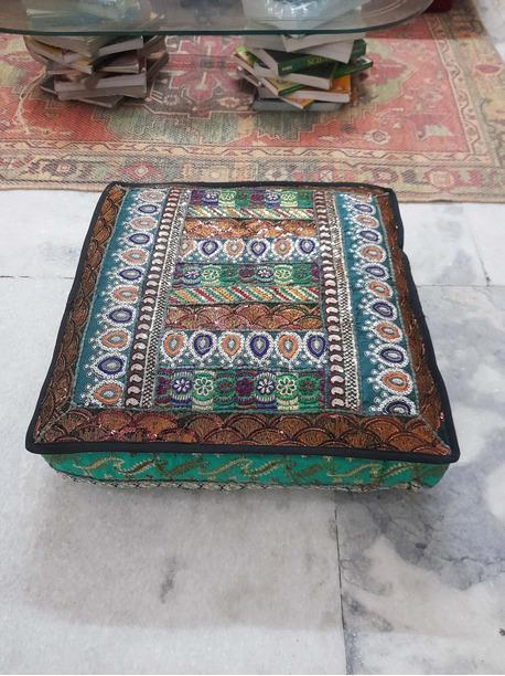Picasa Seating Floor Cushion - -