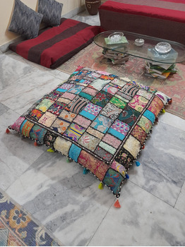 Maggie Large Floor Pillow Cushion