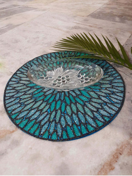 Catlino Placemats for oval table