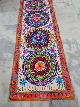 Campbell Wall tapestries mandala