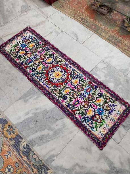 Boho purple tapestries - -