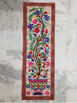 Hippie tapestry wall hanging