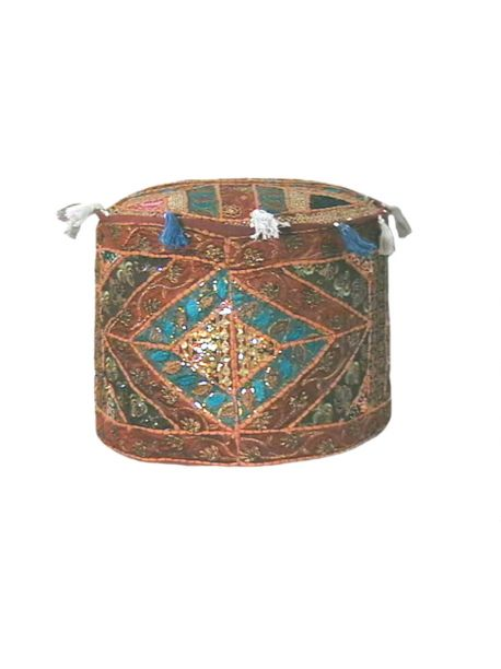 Banjara Traditional Indian poufs