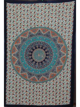 Mandala Hippie Wall Hanging Indian Tapestry Throw Bedspread Décor Art