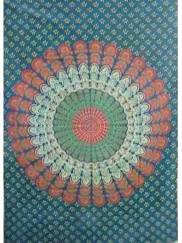 Mandala Tapestries Wall Hanging