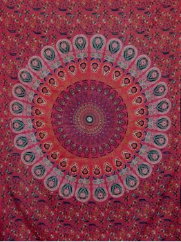 Mandala Hippie Wall Hanging Throw Bedspread Ethnic Tapestry